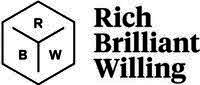 Rich Brilliant Willing Logo