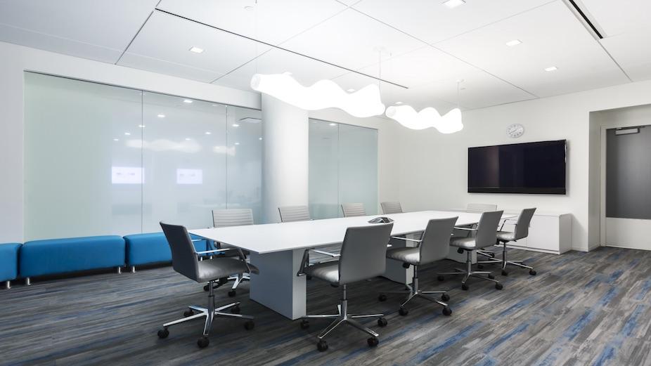 Artemide workplace lighting