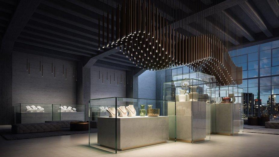AXO retail lighting