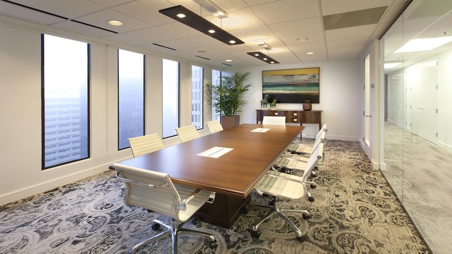 Cerno workplace lighting