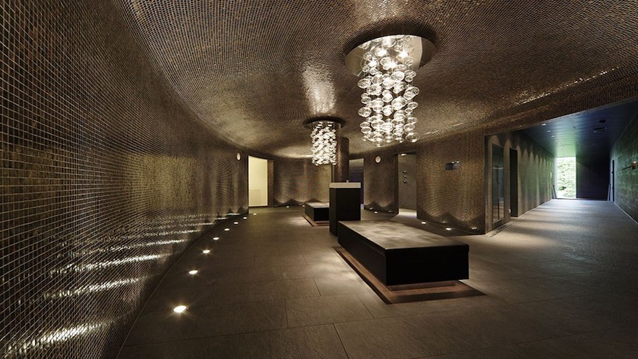 Leucos hospitality lighting