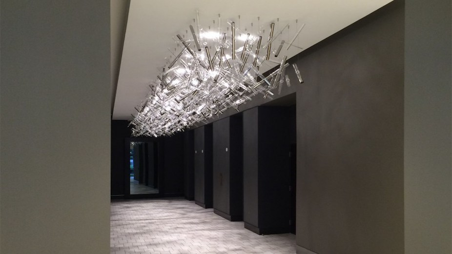 Leucos workplace lighting