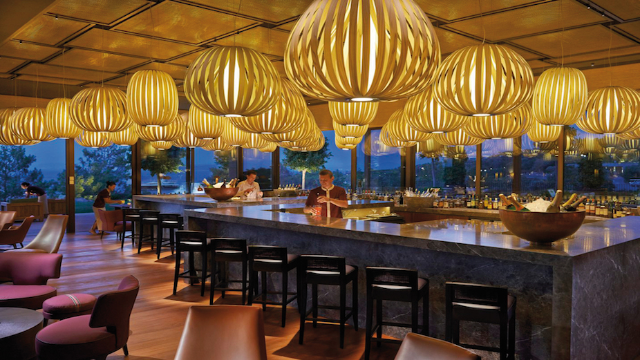 LZF restaurant lighting