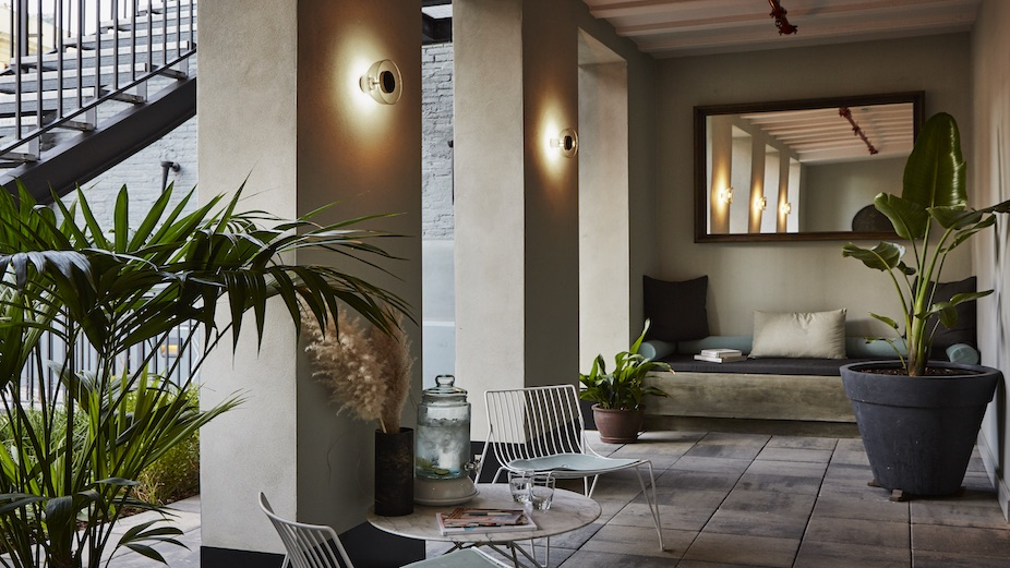 Marset hospitality lighting