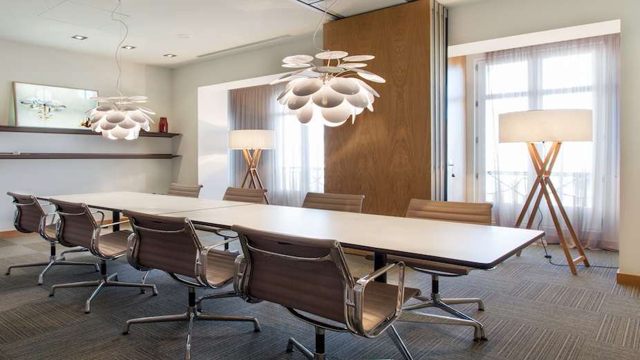 Marset workplace lighting