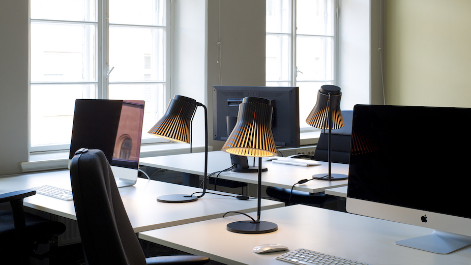 Secto workplace lighting
