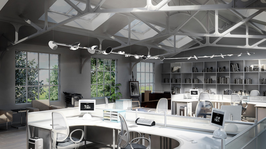 Studio Italia workplace lighting 2