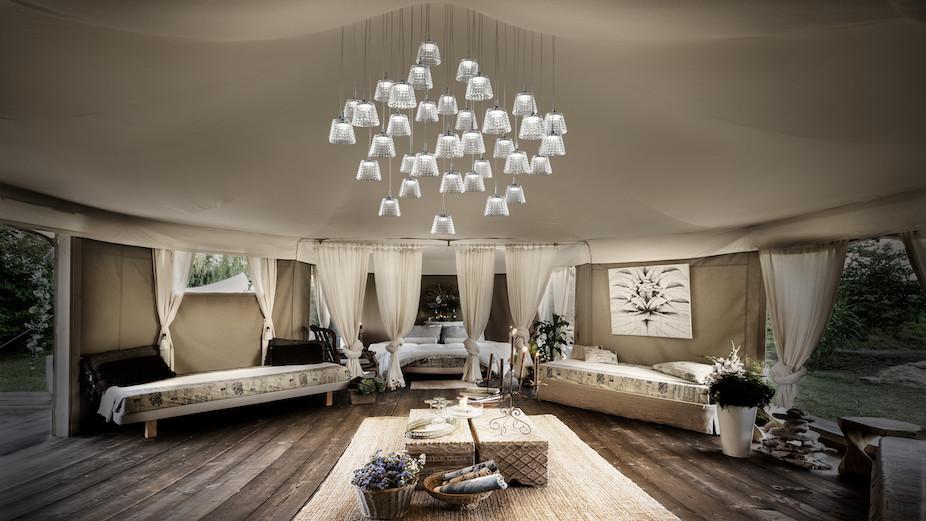 Studio Itlalia hospitality lighting