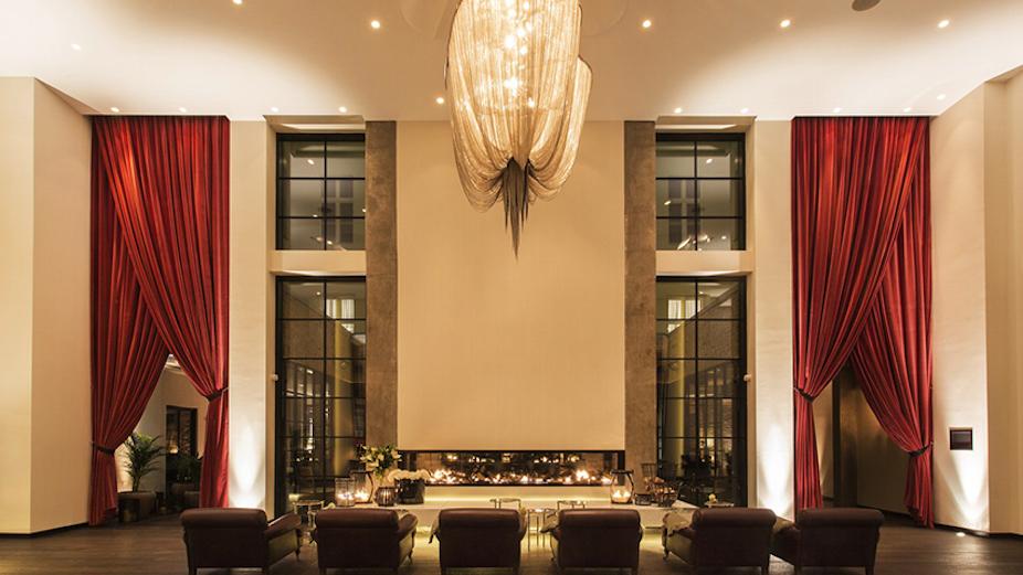 Terzani hospitality lighting