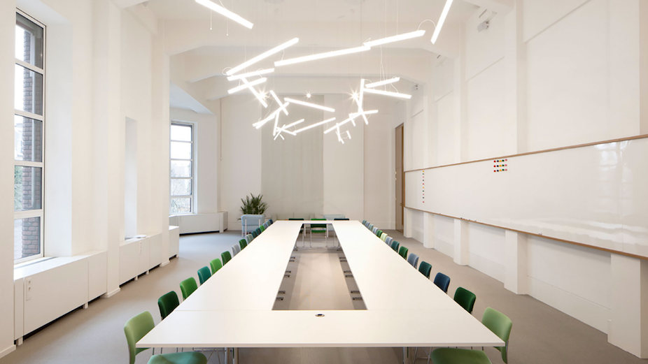 Vibia workplace lighting