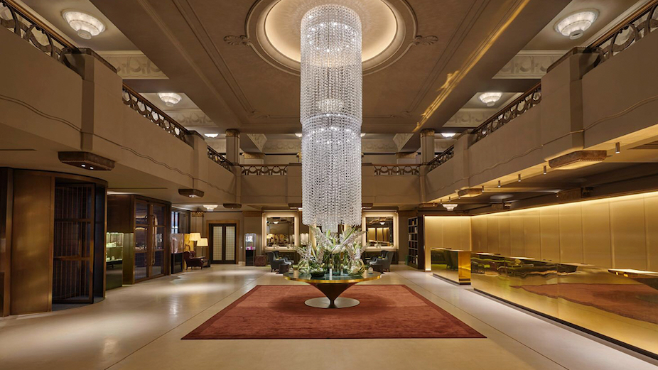 Vistosi hospitality lighting