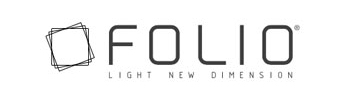 Folio lighting logo