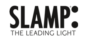 Slamp lighting logo