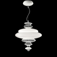Barovier & Toso suspension light